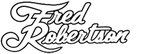 Fred Robertson Footer Logo
