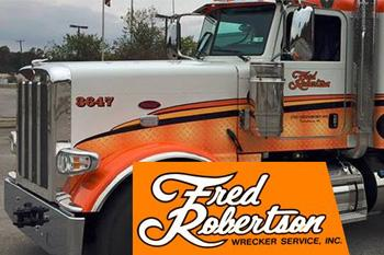 Fred Robertson Wrecker Service